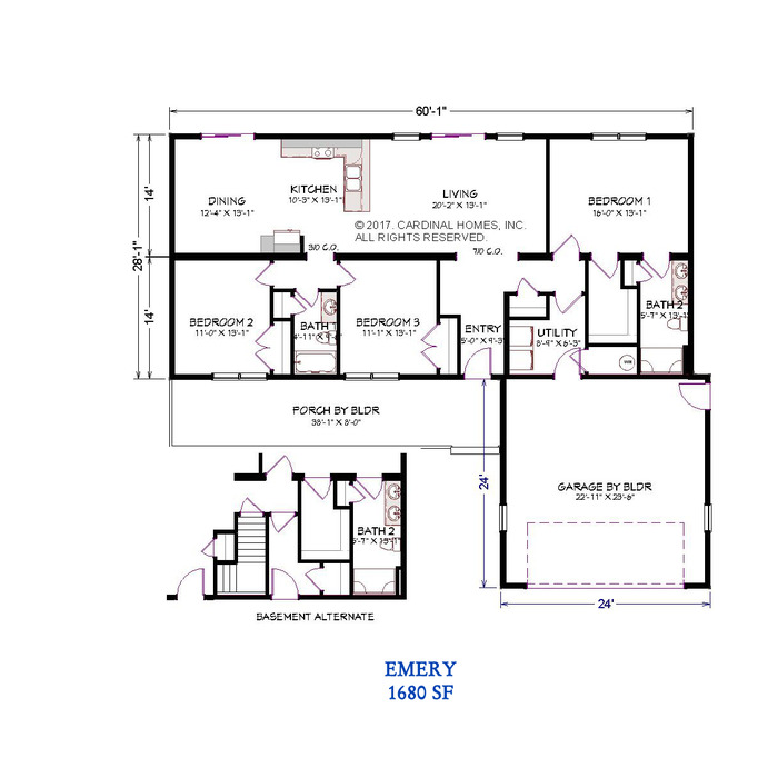 Emery Floor Plan Image